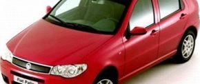 Elektromobil Fiat Palio
