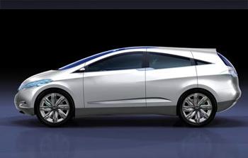 Hyundai i-Blue CUV