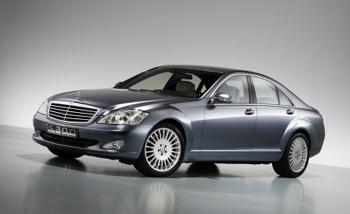 Mercedes-Benz S300 Bluetec Hybrid