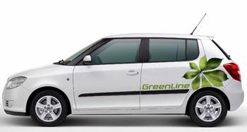 Fabia Greenline