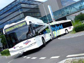 Hybridní autobus Solaris