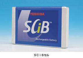 Toshiba SCiB
