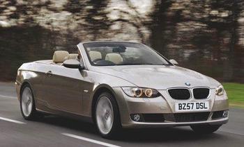kabriolet BMW 320d