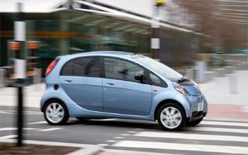 Elektromobil Mitsubishi i MiEV