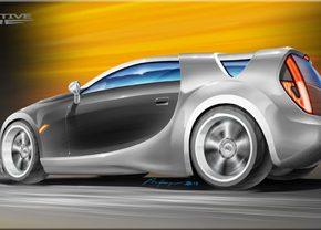elektromobil Motive Industries