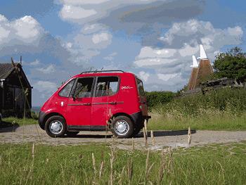 elektromobily Zevan a Zecar