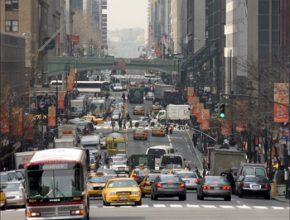 Manhattan - poplatky