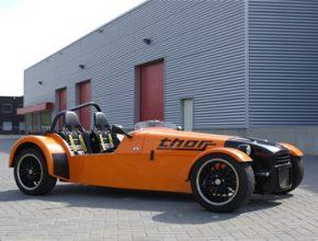 elektromobil Evisol ThoRR