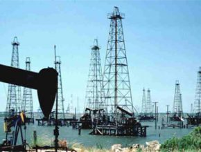 ropné vrty