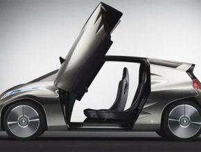 Elektromobil Nissan Mixim