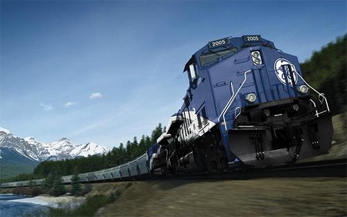 lokomotiva General Electric Evolution Series