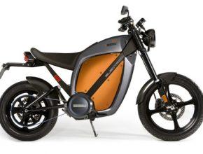 elektromotocykl Brammo Enertia