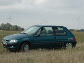 EVC Group - Peugeot 106 Electric