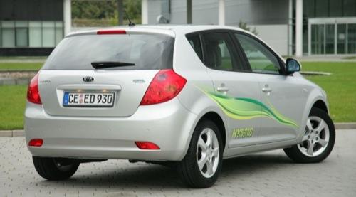 Kia Ceed hybrid
