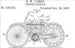 elektrokolo patent