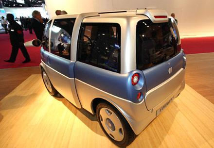 elektromobil Heuliez Friendly