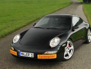E-Ruf - Porsche 911 elektromobil