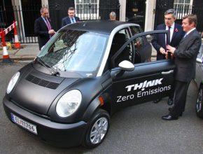 Think! na návštěvě u britského premiéra