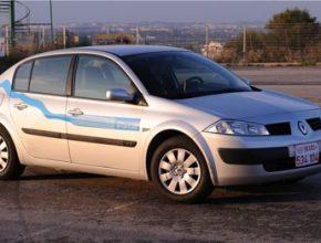 Renault Megane elektromobil
