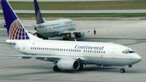 letecká doprava - Boeing 737