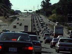 San Francisco - dálnice