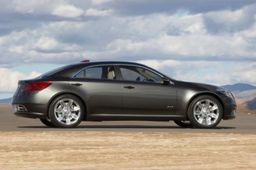 hybrid Chrysler 200c EV