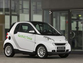 elektromobil Smart ForTwo (Smart ED)