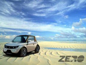 elektromobil Tazzari Zero