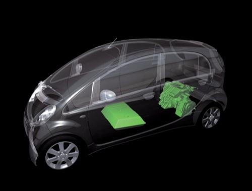 elektromobil Mitsubishi iMiEV