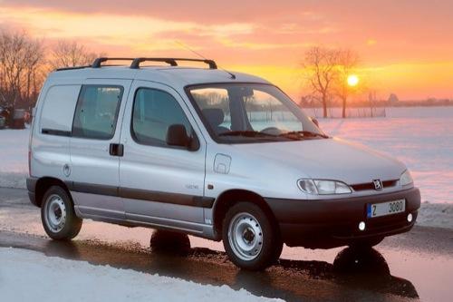 elektromobil Peugeot Partner Electric