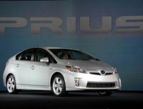 hybrid Toyota Prius třetí generace