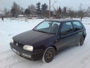 Volkswagen Golf CitySTROMER