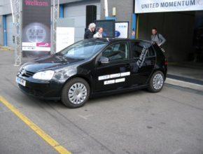 Volkswagen Golf elektromobil