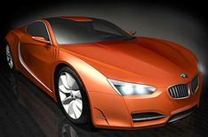sportovní hybrid BMW Z10 ED