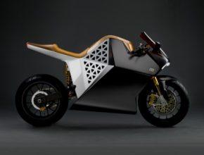 elektrický motocykl Mission One