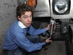 energetické tlumiče student MIT