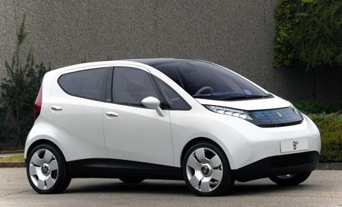 elektromobil Pininfarina Bolloré B0