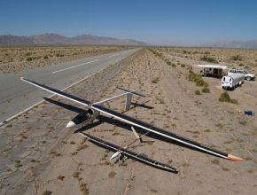 Solární letadla - Sunseeker II