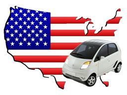 Tata Motors chtějí Tata Nano do USA