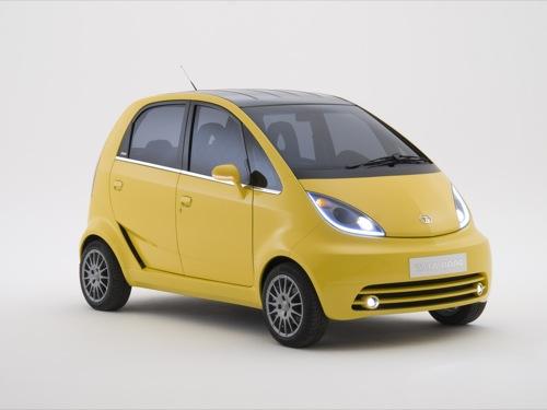 Tata Nano Europa