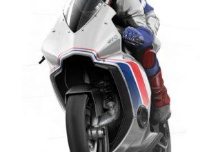 elektromotocykl na TTXGP EV-0 RR