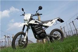 elektrické motorky - test Quantya na webu Nazeleno.cz