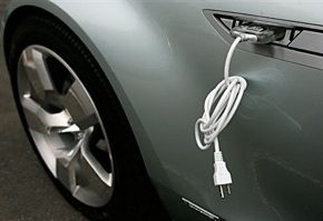 Elektromobily - standardizovaná zástrčka