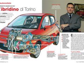Fiat - hybrid z Turína
