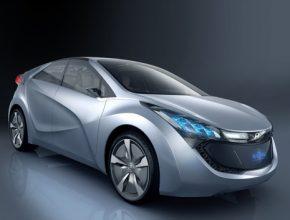 Hyundai BLUE-WILL hybrid