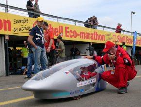 auto na vodík - HydrogenIX