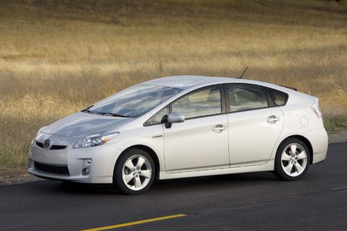 Toyota Prius 2010 - třetí generace