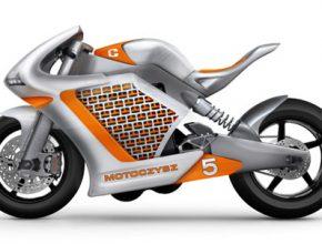 TTXGP - elektromotocykl Motoszysz EV 580