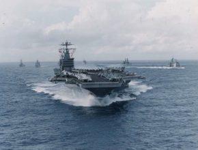 americké námořnictvo - letadlová loď