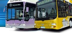 vodíkové autobusy